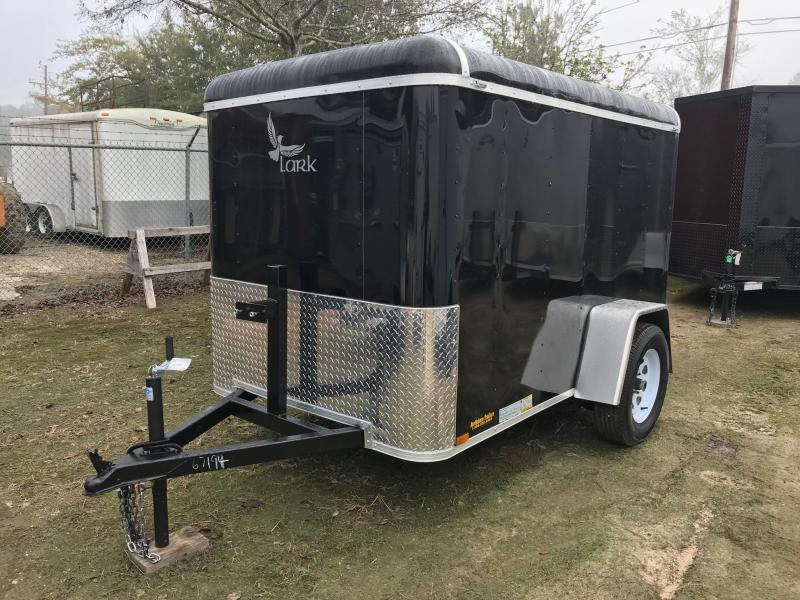 2019 5x8 Lark Victory Enclosed Cargo Trailer