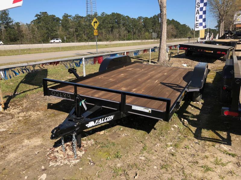 2018 6.10x16 Falcon SD Car / Racing Trailer