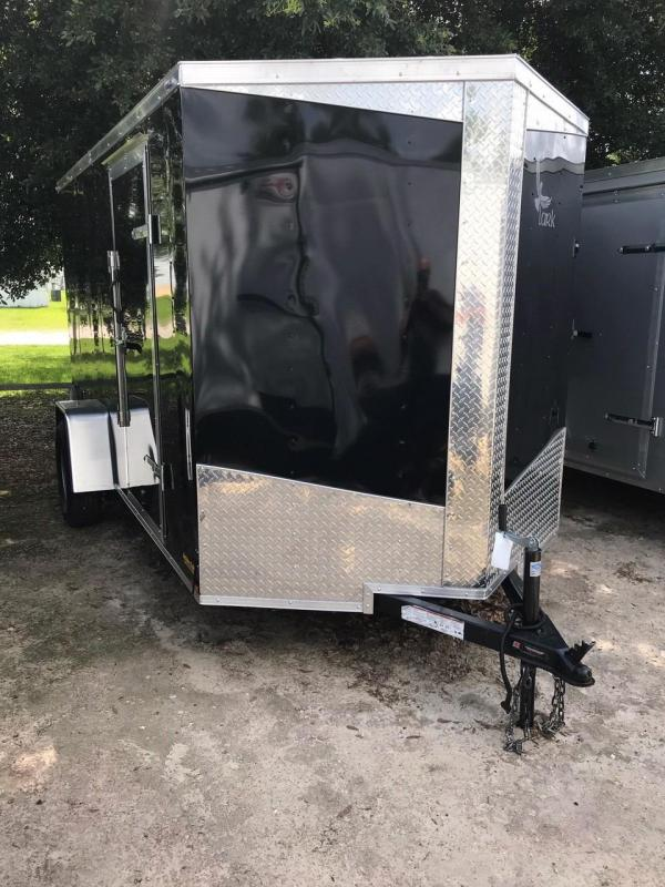 2019 6x12 Lark Victory VN Enclosed Cargo Trailer