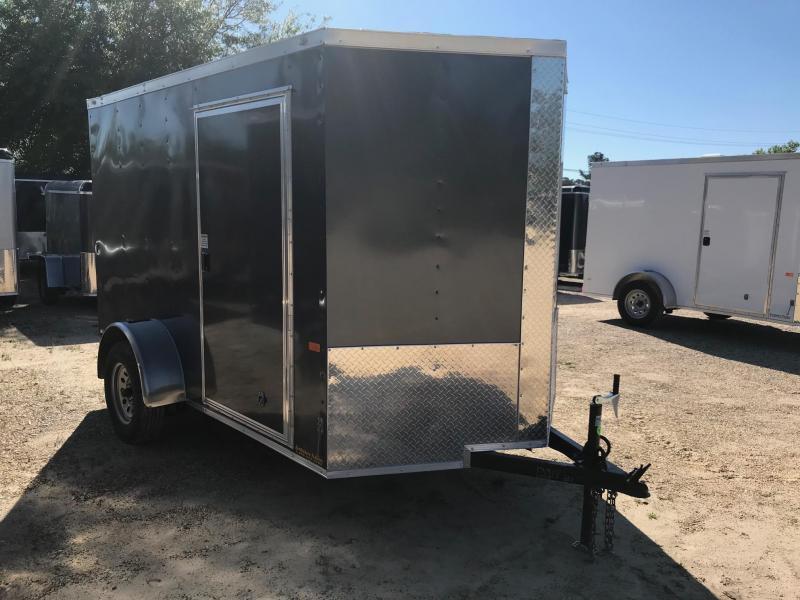 2019 6x10 Rock Solid Cargo SA VA Enclosed Cargo Trailer