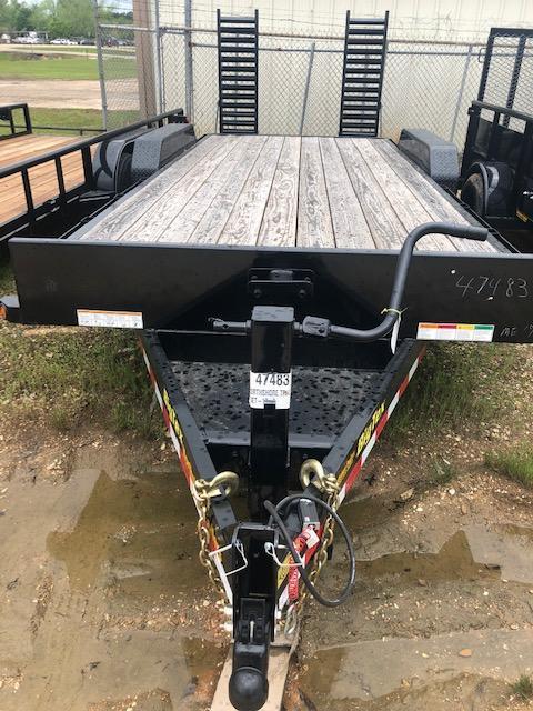 2019 Big Tex Trailers 16ET-6.10x20 Equipment Trailer