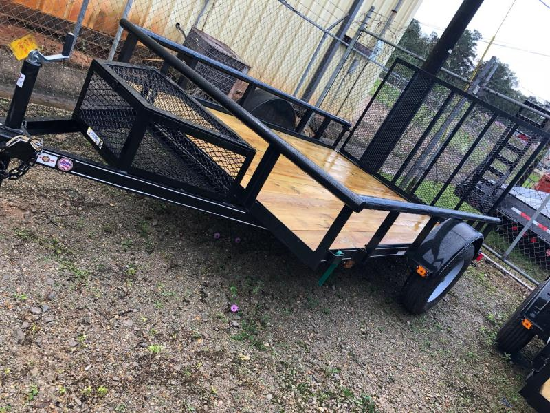2019 Carry-On 10x06.04GWPR Utility Trailer