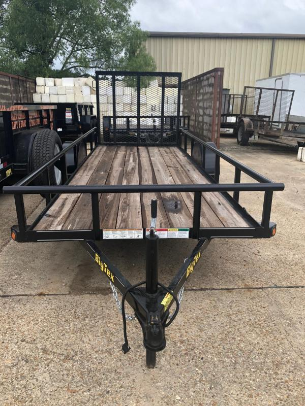 2011 Big Tex Trailers 30SA Utility Trailer