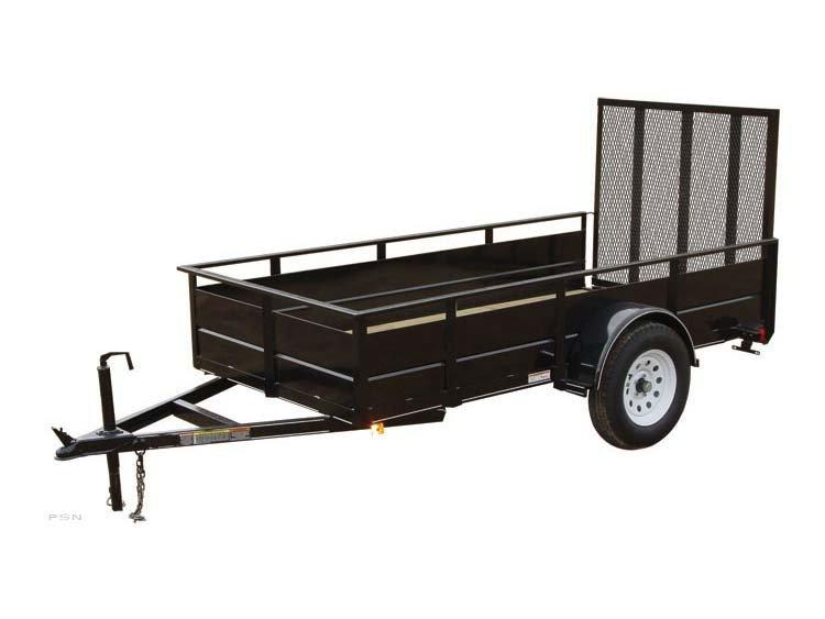 2018 Carry-On 5X10SSG Utility Trailer