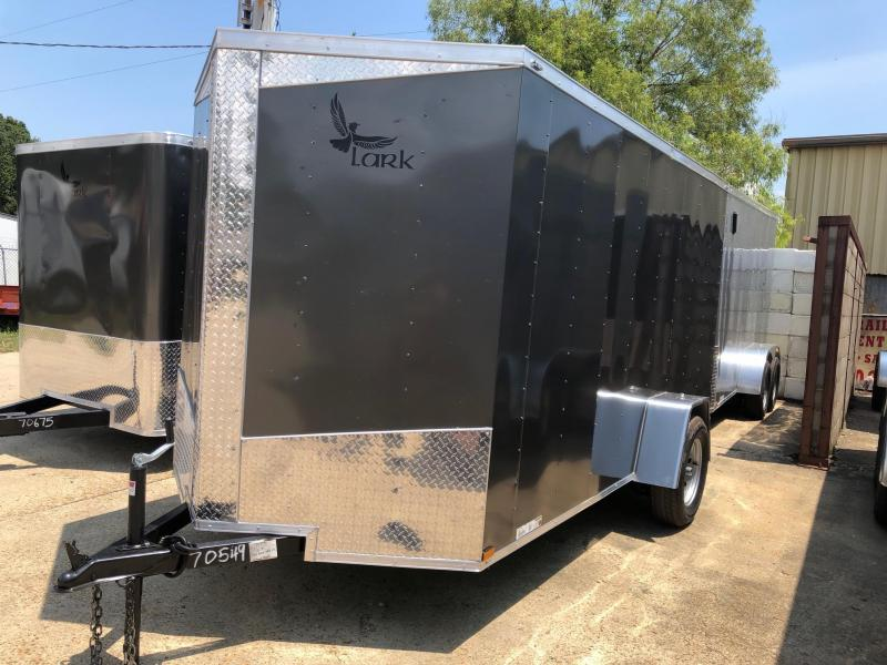 2020 Lark 12x06 SA Enclosed Cargo Trailer