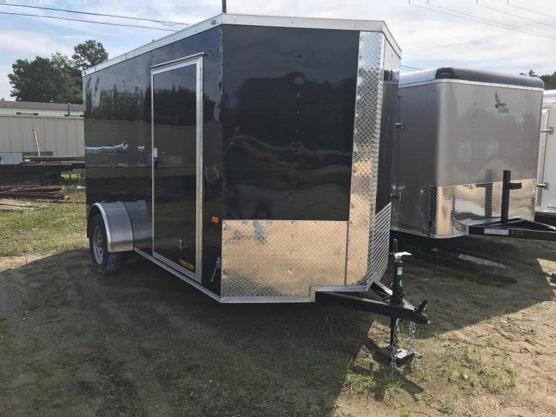 2019 6x12 Rock Solid Cargo SA VN Enclosed Cargo Trailer