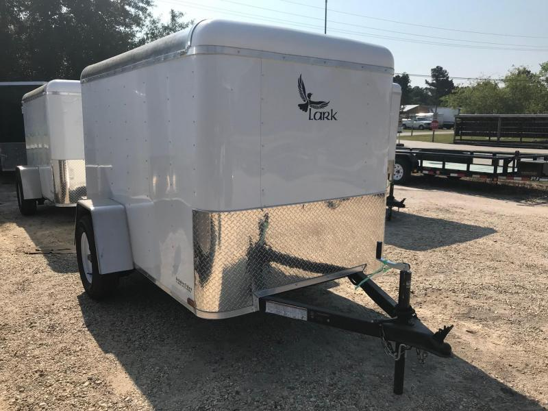 2018 5x8 Lark Victory Enclosed Cargo Trailer