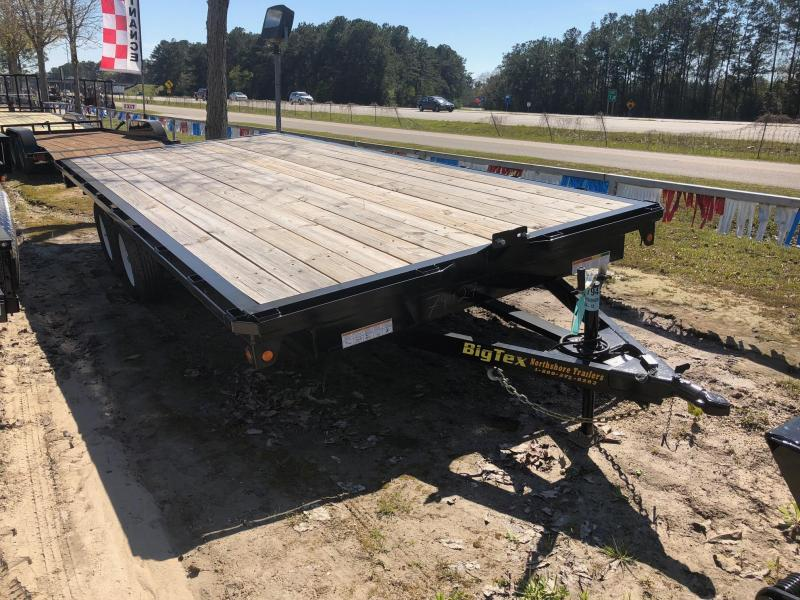 2018 8.05x16 Big Tex Trailers 70OA Equipment Trailer