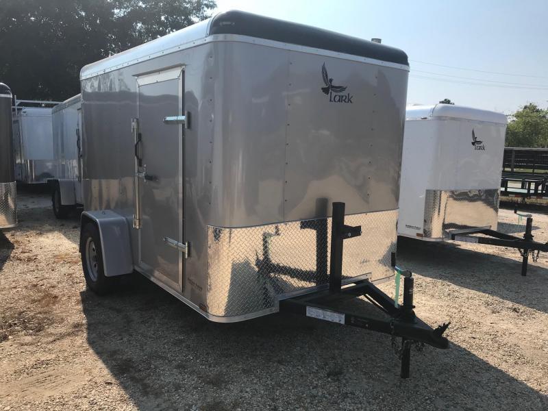 2018 6x10 Lark Victory Enclosed Cargo Trailer