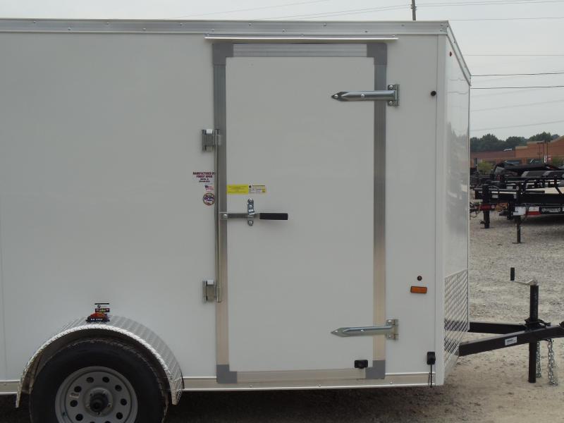 2017 US Cargo ULAFTX610SA Enclosed Cargo Trailer