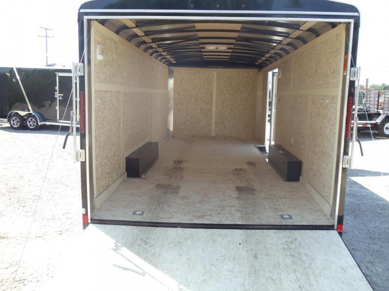 2017 US Cargo PACX8520TA2 Enclosed Cargo Trailer