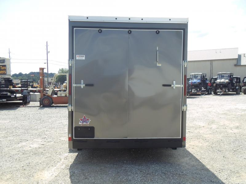 2017 US Cargo ULAFTX716TA2 Enclosed Cargo Trailer