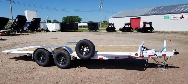 2020 PJ Trailers 20' x 83 in. Hydraulic Quick Tilt (TH)