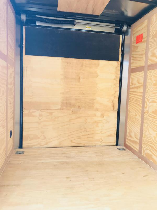 2018 Cargo Mate TXEHW610SA Enclosed Cargo Trailer