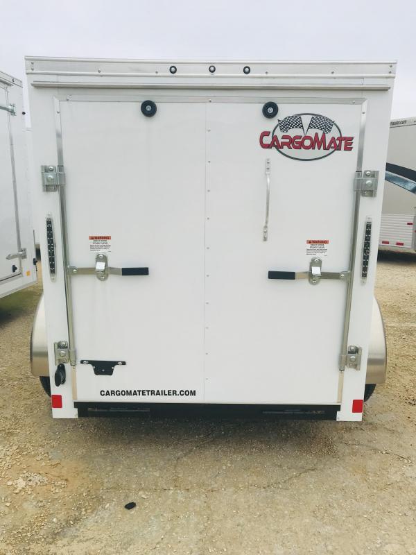 2018 Cargo Mate TXEHW46SA Enclosed Cargo Trailer