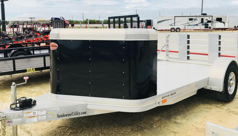 2017 Sundowner Trailers MC-12 Utility Trailer