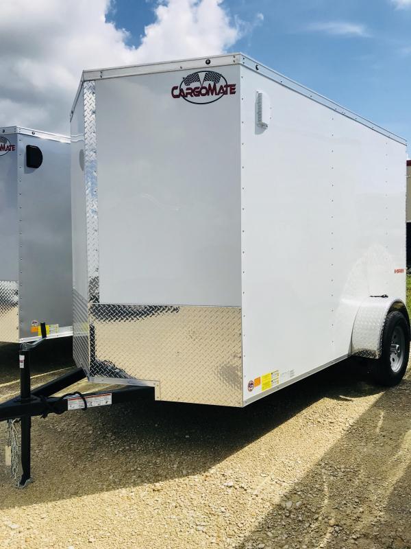 2018 Cargo Mate TXEHW610SA Enclosed Cargo Trailer