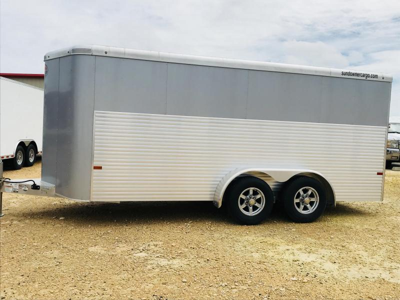 2018 Sundowner Trailers FD-306 Enclosed Cargo Trailer