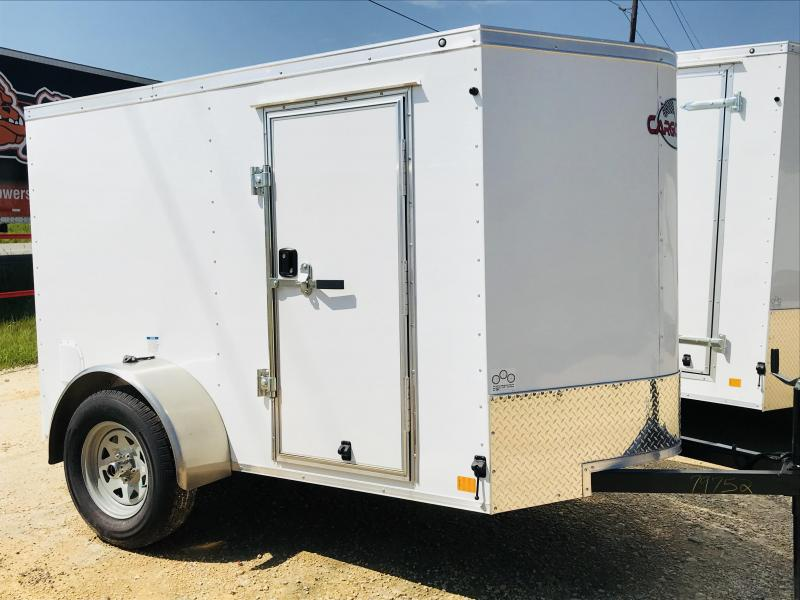 2019 Cargo Mate TXLEEH58SA Enclosed Cargo Trailer