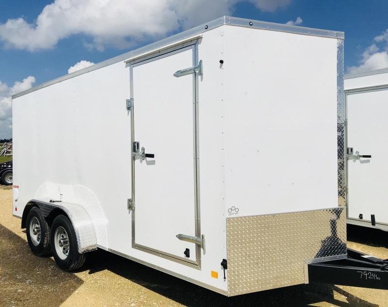 2018 Cargo Mate TXEHW716TA3 Enclosed Cargo Trailer