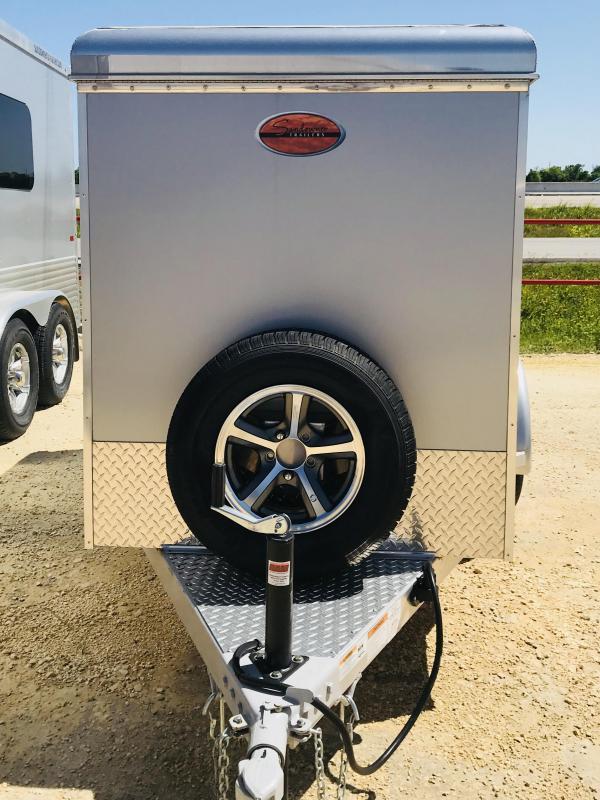 2018 Sundowner Trailers Mini Go Enclosed Cargo Trailer