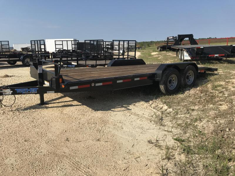 2018 Top Hat Trailers EH20X7-14E-F Utility Trailer