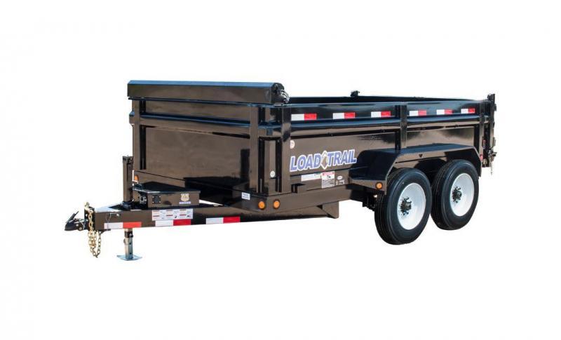 2019 Load Trail DT16 - Tandem Axle Dump 16000 Lb w/ 6