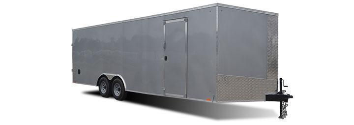 2018 Cargo Express 8.5' x 24ft Enclosed Cargo Trailer