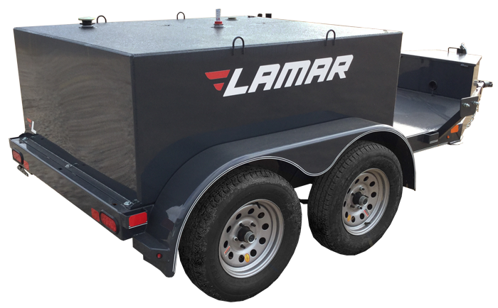 2020 Lamar Trailers Farm Boss 250 Fuel Trailer (K5)