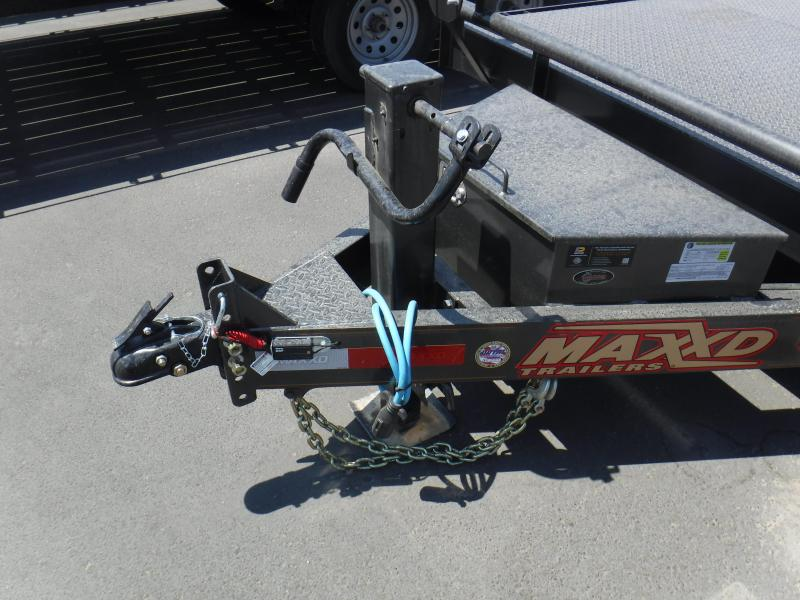 2019 MAXXD 6 CHANNEL CARHAULER Car / Racing Trailer