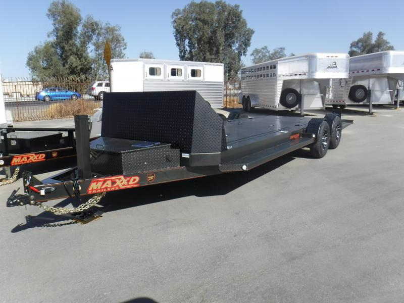 2019 Maxxd Trailers 10K DROP-N-LOAD Car / Racing Trailer in Ashburn, VA