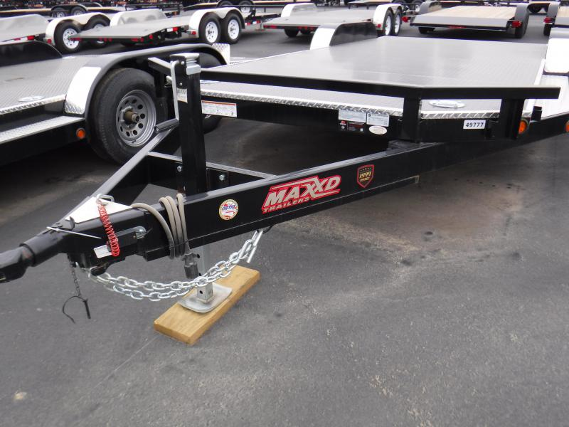 2018 MAXXD 20X83 CAR HAULER Car / Racing Trailer