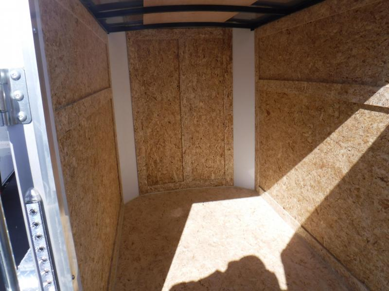 2019 Pace American EX5X8S12 Enclosed Cargo Trailer