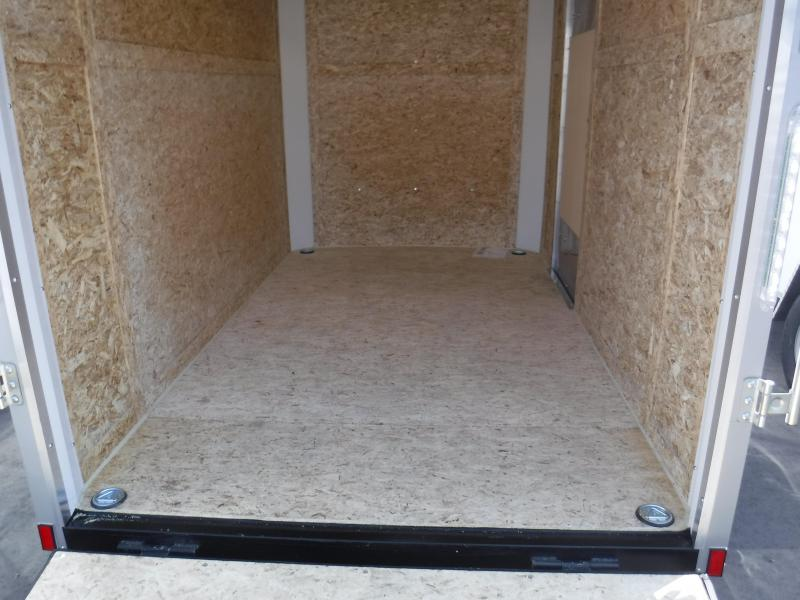 2019 Pace American EX5X10S12 Enclosed Cargo Trailer