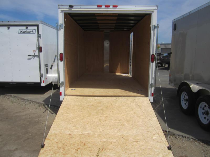 2015 Haulmark PPT7X14DT2 Enclosed Cargo Trailer