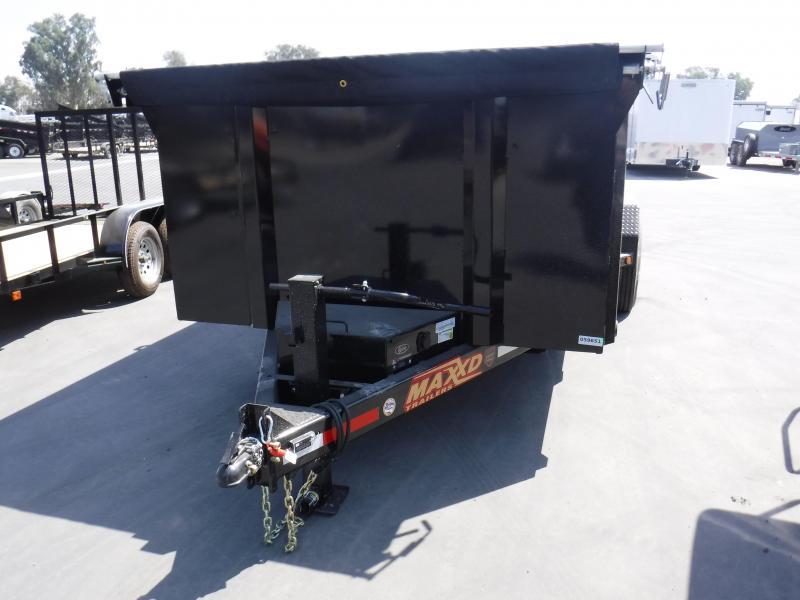 2019 Maxxd Trailers 83 ULTRA LOW-PROFILE DUMP Dump Trailer in Ashburn, VA