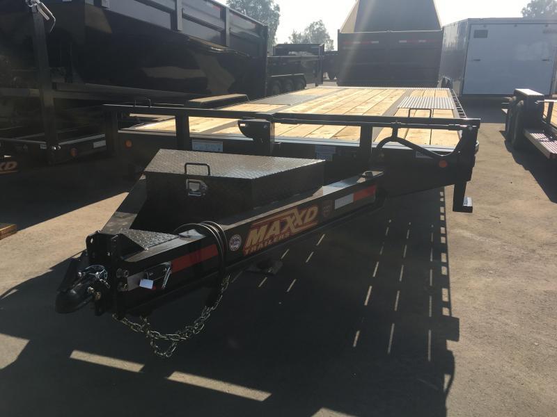 2019 Maxxd Trailers 14K TILT DECKOVER Equipment Trailer in Ashburn, VA
