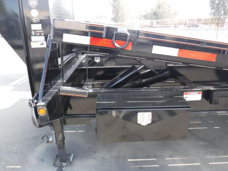 2018 Maxxd Trailers FLATBED TILT DUALS Flatbed Trailer