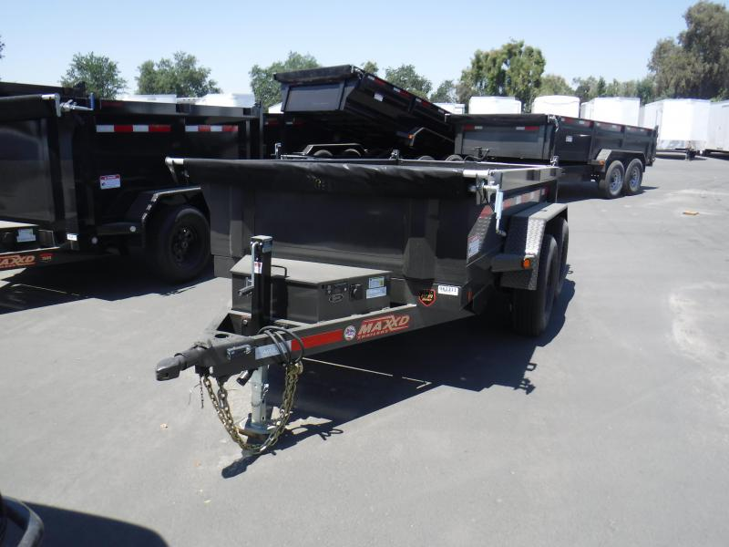 2019 MAXXD 60 DUMP Dump Trailer in Ashburn, VA