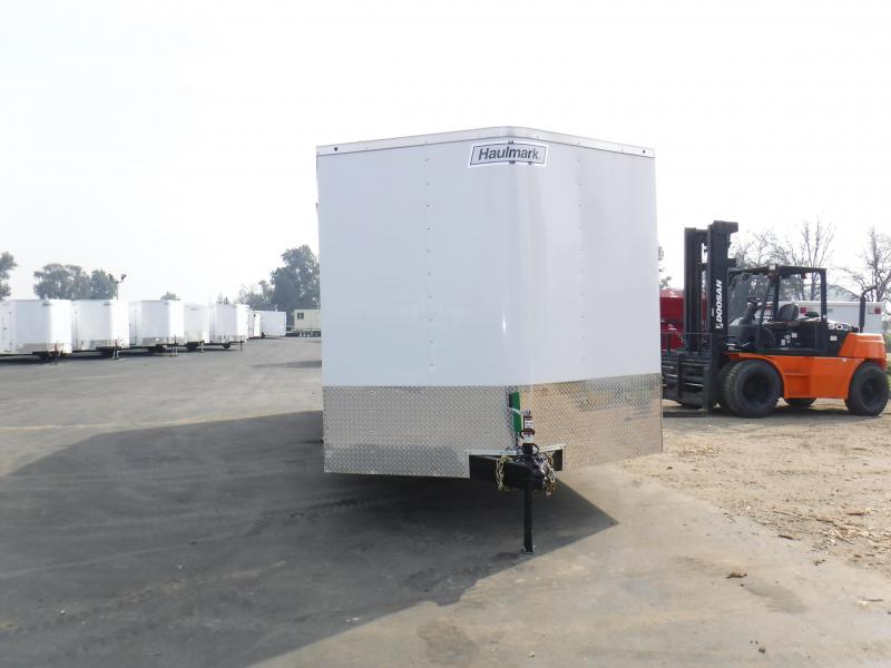 2019 Haulmark TS8520T3 Enclosed Cargo Trailer