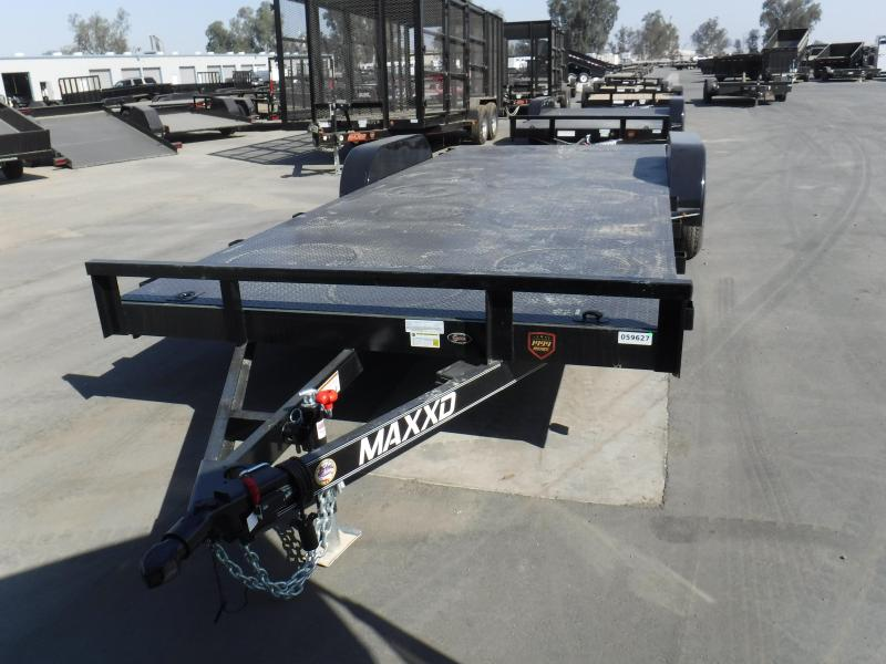 2018 Maxxd Trailers CHANNEL CAR HAULER Enclosed Cargo Trailer