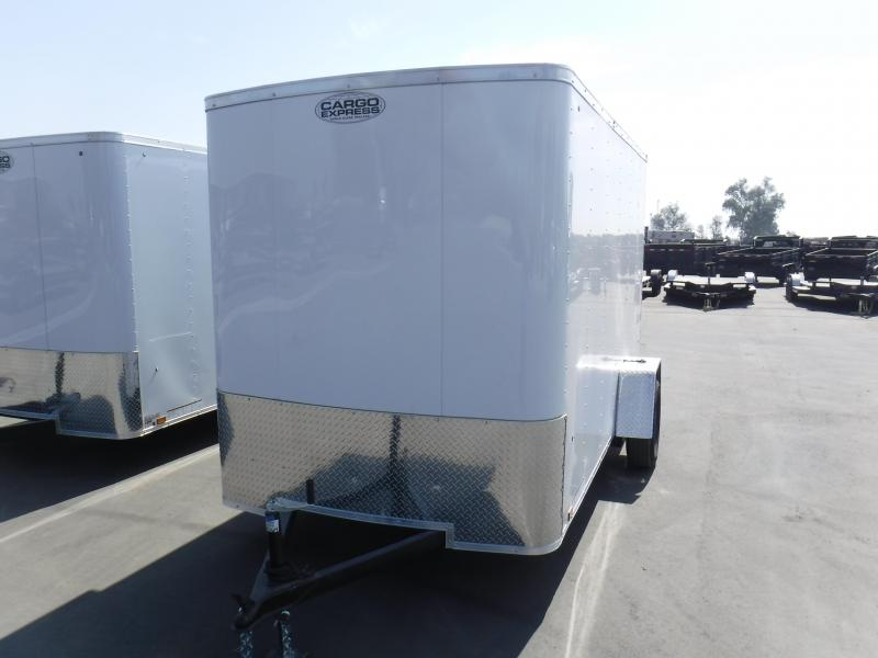 2019 Cargo Express EX7X12SE2 Enclosed Cargo Trailer in Ashburn, VA