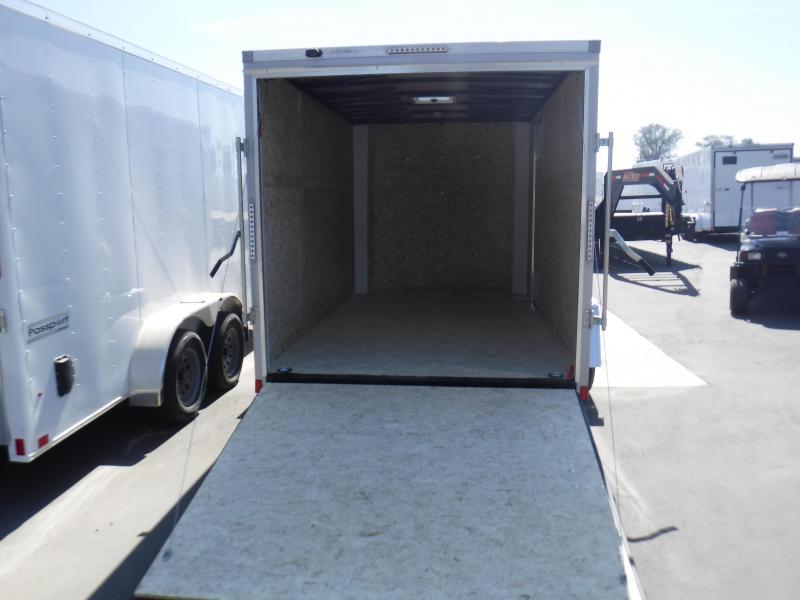 2019 Cargo Express EX7X12SE2 Enclosed Cargo Trailer