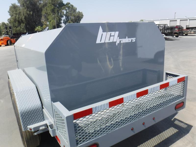 2019 BCI Trailers 1000 GAL Utility Trailer