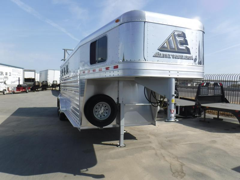 2019 Elite Trailers 4H MUSTANG Horse Trailer in Ashburn, VA