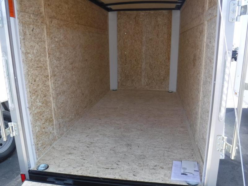 2018 Cargo Express EX7X12SE2 Enclosed Cargo Trailer