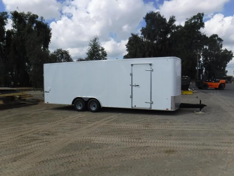 2019 Cargo Express EX84X24TE3 Enclosed Cargo Trailer in Ashburn, VA