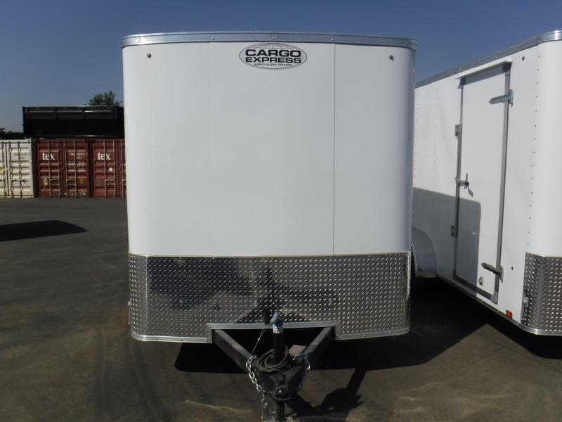 2019 Pace American EX7X12SE2 Enclosed Cargo Trailer in Ashburn, VA