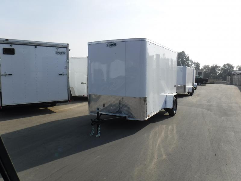2019 Cargo Express EX6X12S12 Enclosed Cargo Trailer in Ashburn, VA