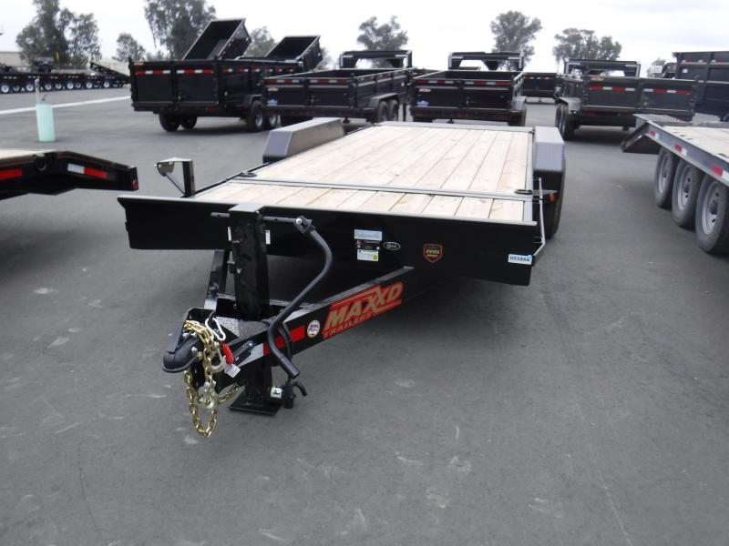 2018 Maxxd Trailers 6 GRAVITY TILT Equipment Trailer in Ashburn, VA